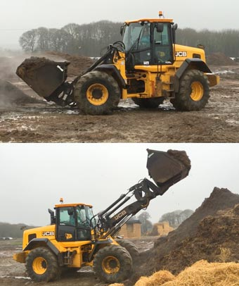 Loading Shovel training