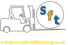 Surrey Forklift Training logo
